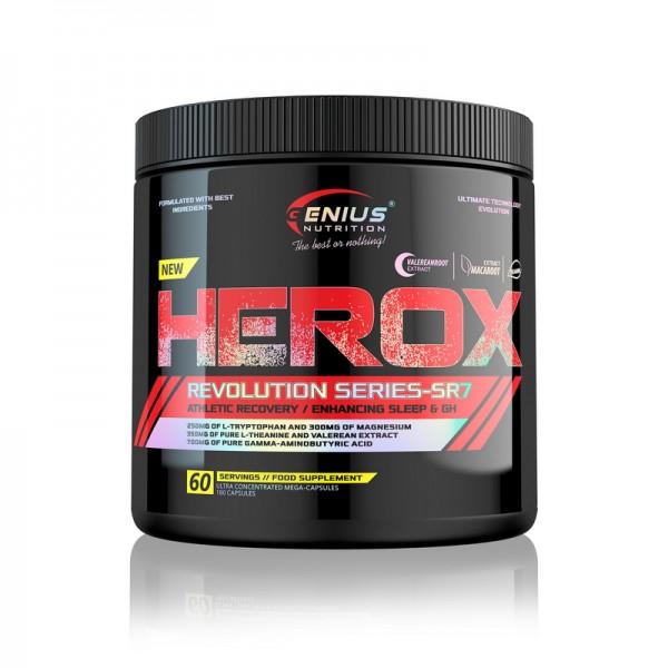 Herox (180 capsule), Genius Nutrition