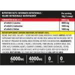 iBCAA cu aroma de piersici (450 grame), Genius Nutrition