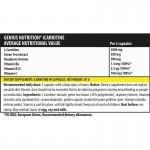 iCarnitine (90 capsule), Genius Nutrition