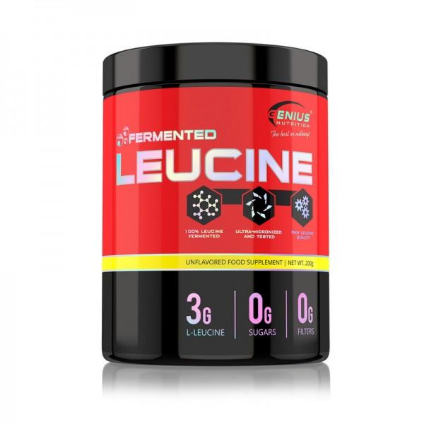 Leucine Fermented (300 grame), Genius Nutrition