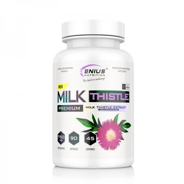 Milk Thistle (90 capsule), Genius Nutrition