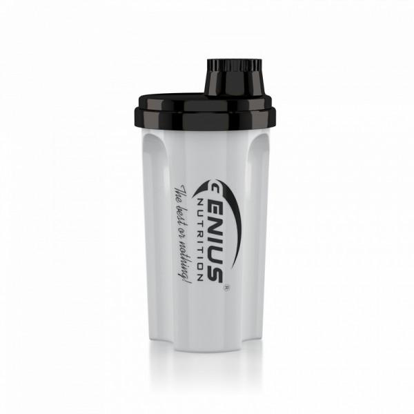 Shaker transparent 700 ml, Genius Nutrition