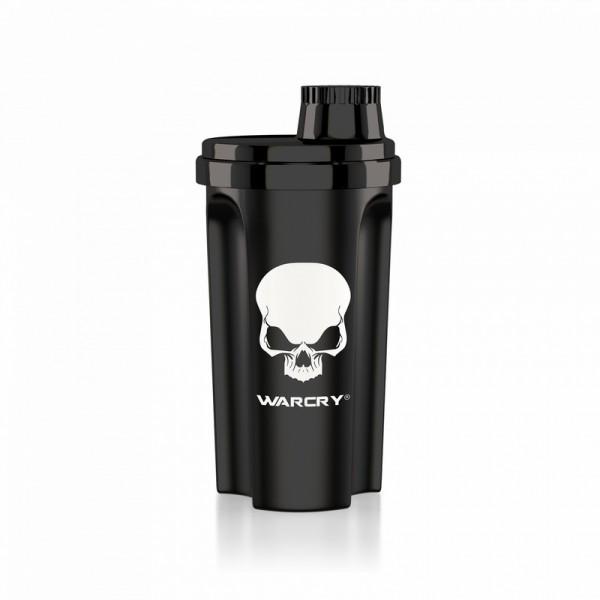 Shaker Warcry negru 700 ml, Genius Nutrition