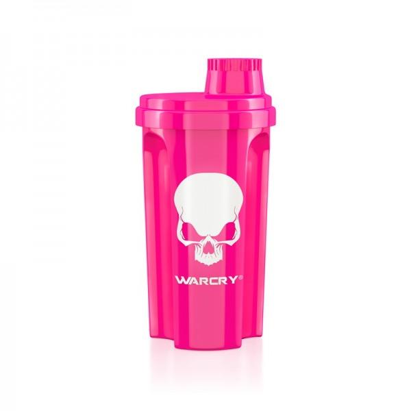 Shaker Warcry pink neon 700 ml, Genius Nutrition