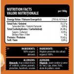 Unt bio de migdale (250 grame), Genius Nutrition
