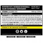 Vitamin C pudra (200 grame), Genius Nutrition