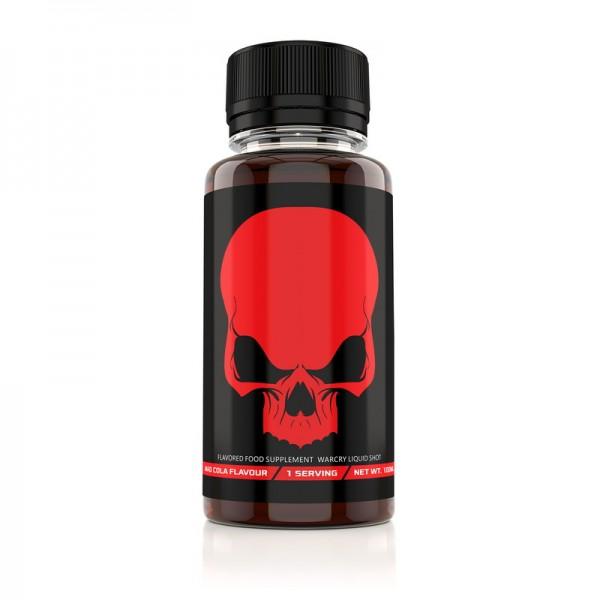Warcry Shot cu aroma de Cola (100 ml), Genius Nutrition