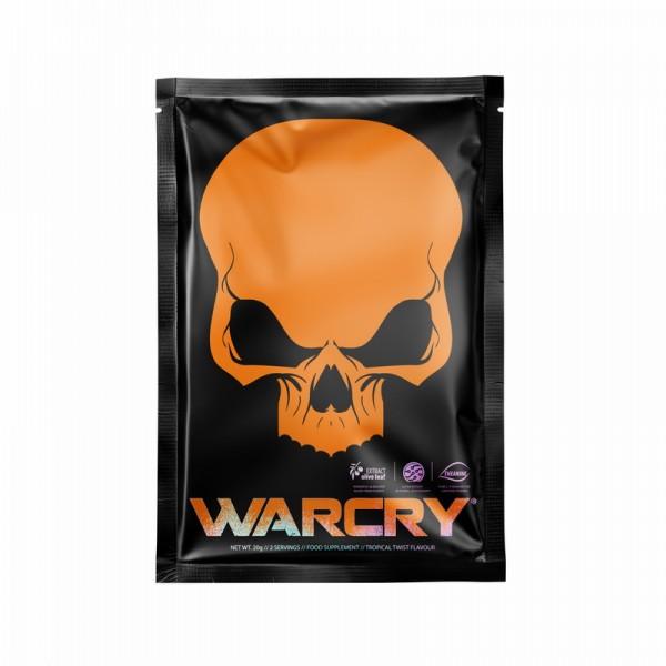 Warcry cu aroma de Tropical Twist (20 grame), Genius Nutrition