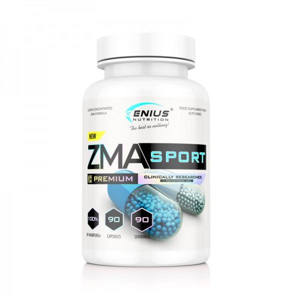 ZMA Sport (90 capsule), Genius Nutrition
