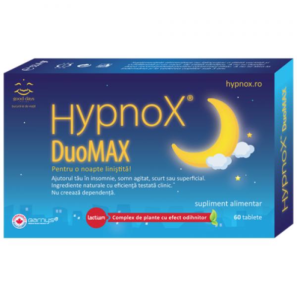 Hypnox DouMax (60 tablete), Good Days Therapy