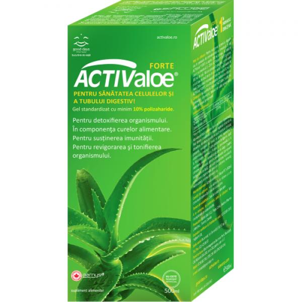 ACTIValoeForte (500 ml), Good Days Therapy