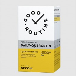 Daily Quercetin 500 mg (30 capsule), Good Routine