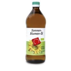 Ulei de floarea soarelui presat la rece bio (750 ml)