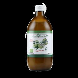 Graviola (annona muricata) suc bio – 100% pur (500 ml), Health Nutrition