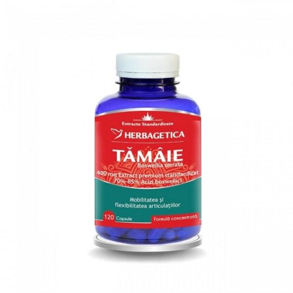 Tamaie - Boswellia Serrata (120 cps), Herbagetica