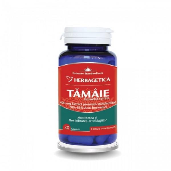Tamaie - Boswellia Serrata (30 cps), Herbagetica