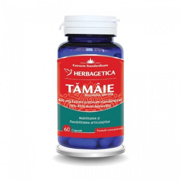 Tamaie - Boswellia Serrata (60 cps), Herbagetica