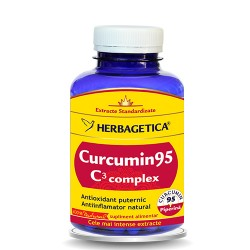Curcumin C3 Complex (120 capsule)