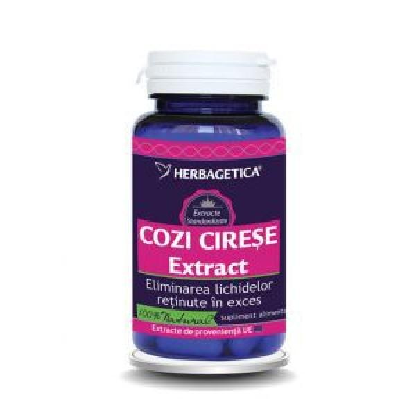 Cozi de cirese Extract (30 capsule)