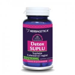 Detox Suplu (60 capsule)