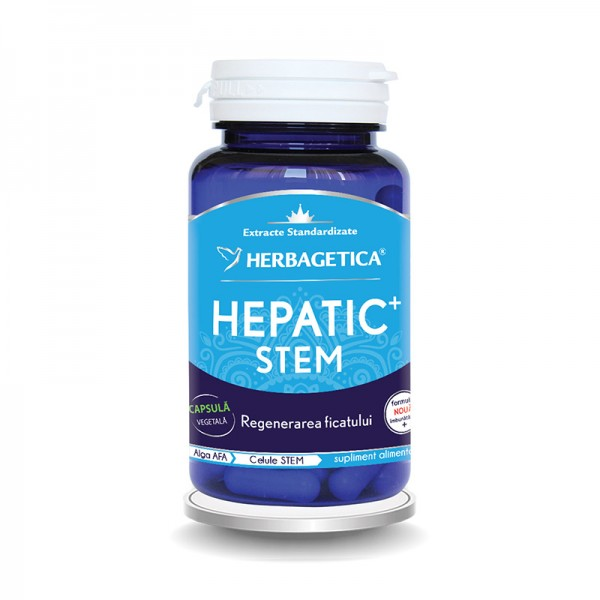 Hepatic Stem (60 capsule), Herbagetica