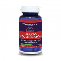Hepato Regenerator (30 capsule), Herbagetica