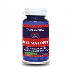 Reumatofit (60 capsule), Herbagetica