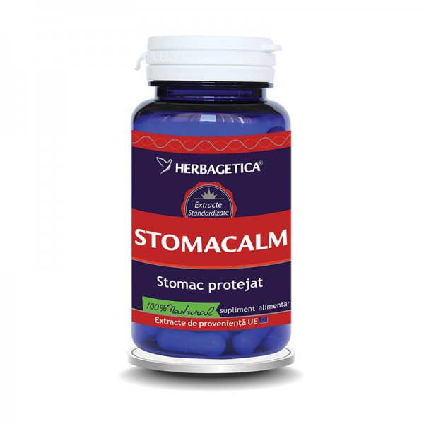 StomaCalm (30 capsule), Herbagetica