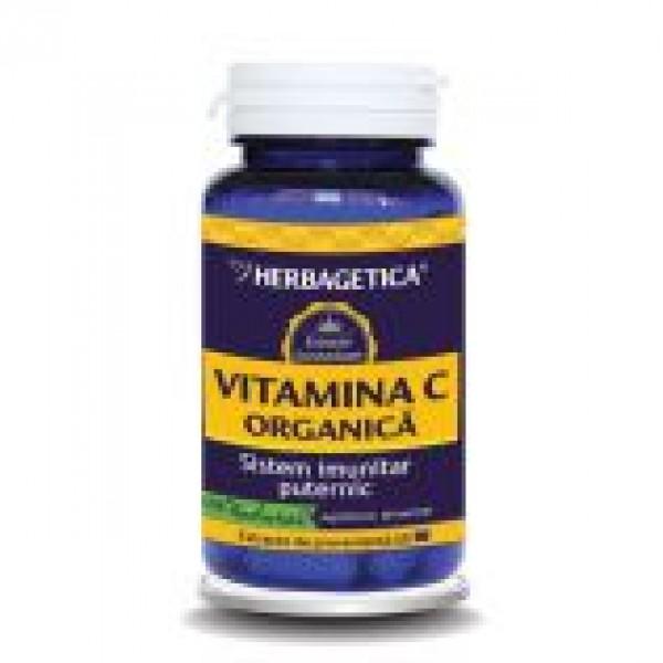 Vitamina C Organica (60 capsule)