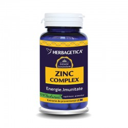 Zinc Complex (60 capsule), Herbagetica