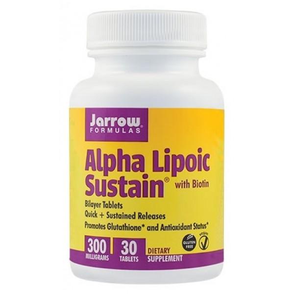 Alpha Lipoic Sustain 300mg (30 tablete)
