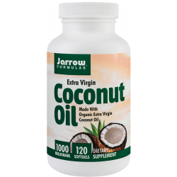 Coconut Oil Extra Virgin 1000 mg (120 capsule)