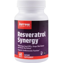 Resveratrol Synergy (60 tablete)