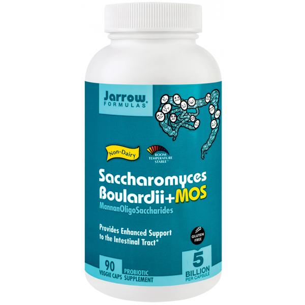 Saccharomyces Boulardii + MOS (90 capsule)