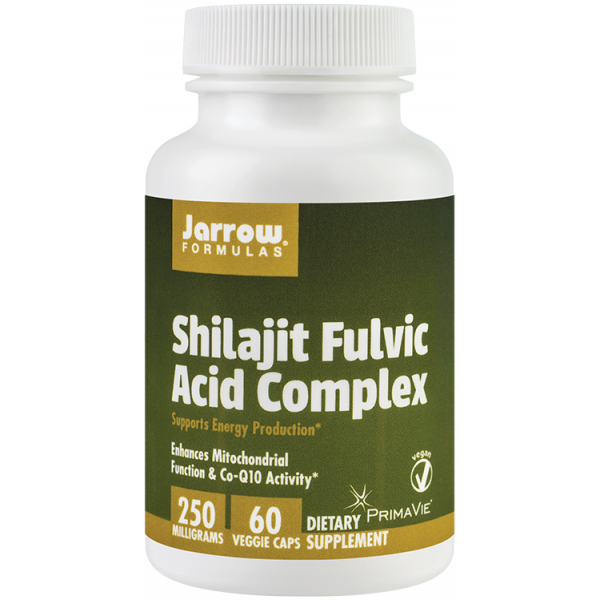 Shilajit Fulvic Acid Complex 250 mg (60 capsule)