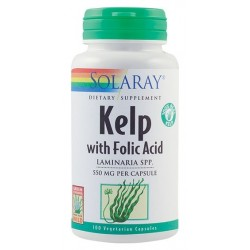 Kelp 550 mg (100 capsule vegetale)