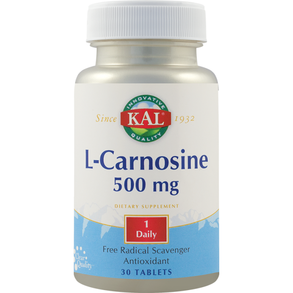 L-Carnosine 500 mg (30 capsule)