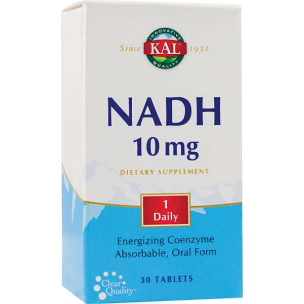 Nadh 10 mg (30 capsule)