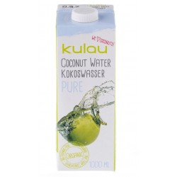 Apa de cocos pure bio (1 litru), Kulau