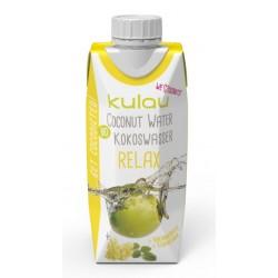 Apa de cocos relax bio (330 ml), Kulau