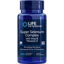 Super Selenium Complex cu Vitamina E (100 capsule), LifeExtension