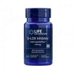 5-LOX Inhibitor with AprèsFlex® (60 capsule), LifeExtension