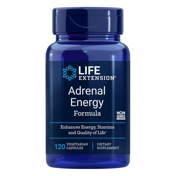 Adrenal Energy Formula (120 capsule), LifeExtension