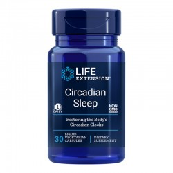 Circadian Sleep (30 capsule), LifeExtension