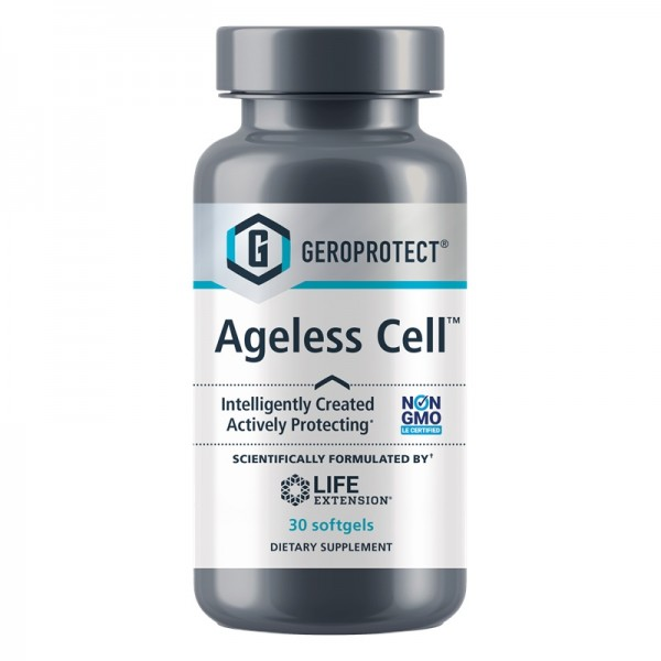 Geroprotect Ageless Cell (30 capsule), LifeExtension