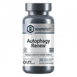 Geroprotect Autophagy Renew (30 capsule), LifeExtension