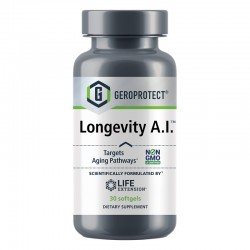 Geroprotect Longevity A.I. (30 capsule), LifeExtension