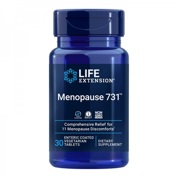Menopauza 731™ (30 comprimate filmate), LifeExtension