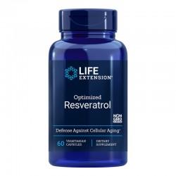 Optimised Resveratrol (60 capsule), LifeExtension