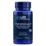 PalmettoGuard™ Saw Palmetto cu Beta-Sitosterol (30 capsule), LifeExtension